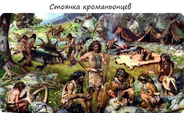 Кроманьонцы
