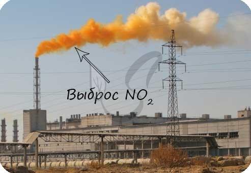 Оксид азота IV