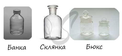 Банки и склянки